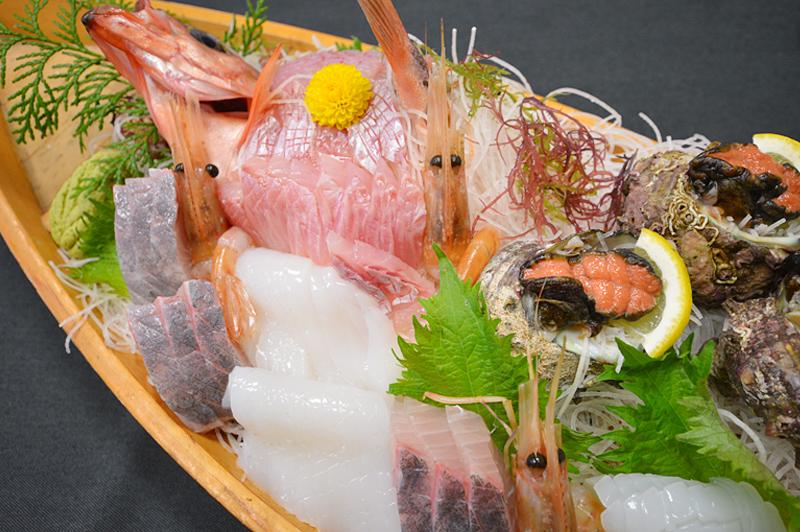 旬の海鮮料理 イメージ